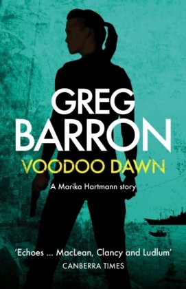 Voodoo Dawn (a Marika Hartmann short story)