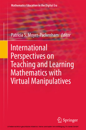 International Perspectives on Teaching and Learning Mathematics with Virtual Manipulatives