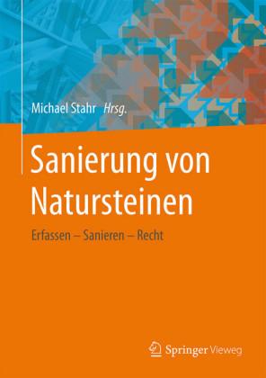 Sanierung von Natursteinen