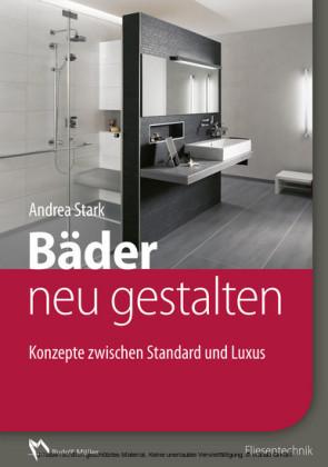 Bäder im Bestand neu gestalten - E-Book (PDF)