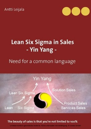Lean Six Sigma in Sales - Yin Yang -