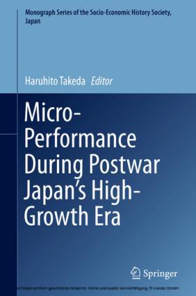 Micro-Performance During Postwar Japan's High-Growth Era