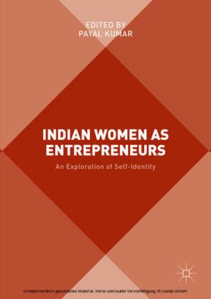 Indian Women as Entrepreneurs
