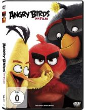 Angry Birds - Der Film, 1 DVD + Digital UV Cover