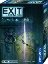 Exit - Das Spiel, Die verlassene Hütte (Spiel) Cover