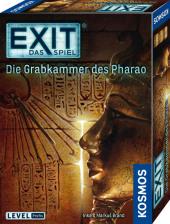 Exit - Das Spiel, Die Grabkammer des Pharao (Spiel) Cover