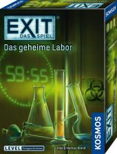 Exit - Das Spiel, Das geheime Labor (Spiel) Cover