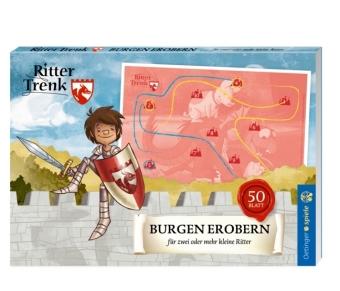Der kleine Ritter Trenk (Kinderspiel), Burgen erobern