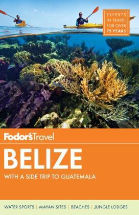 Fodor's Travel Belize