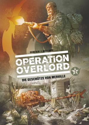Operation Overlord, Band 3 - Die Geschütze von Merville