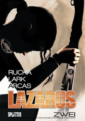 Lazarus - Der Treck der Verlierer