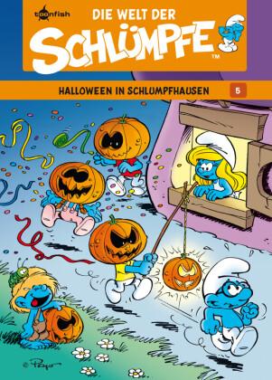 Die Welt der Schlümpfe Bd. 5 - Halloween in Schlumpfhausen