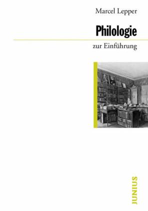 Philologie zur Einführung