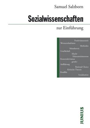 Sozialwissenschaften zur Einführung