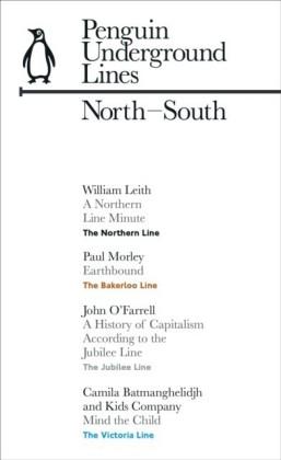 North-South: Penguin Underground Lines