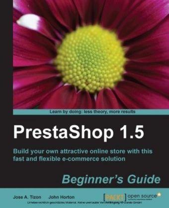PrestaShop 1.5 Beginner's Guide