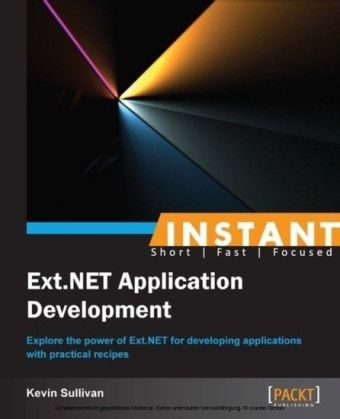 Instant Ext.NET Application Development