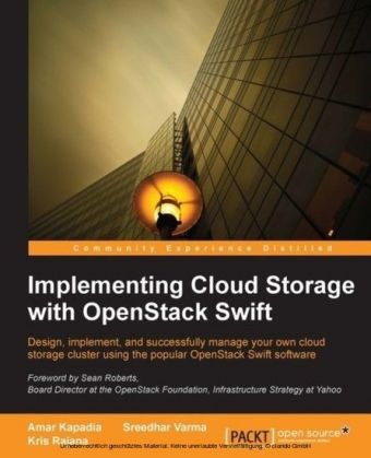 Implementing Cloud Storage with OpenStack Swift