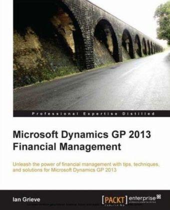 Microsoft Dynamics GP 2013 Financial Management