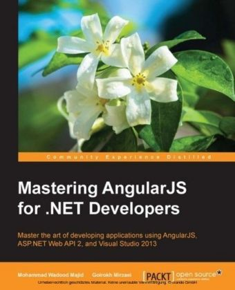 Mastering AngularJS for .NET Developers