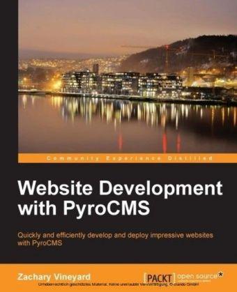 Website Development with PyroCMS