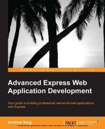 Advanced Express Web Application Development