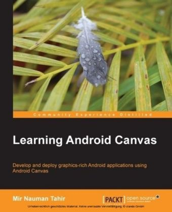 Learning Android Canvas