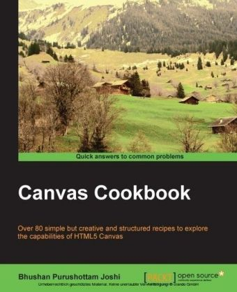 Canvas Cookbook