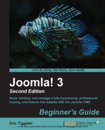 Joomla! 3: Beginner's Guide - Second Edition