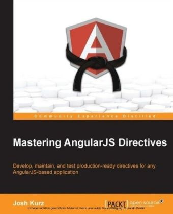 Mastering AngularJS Directives
