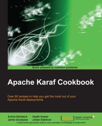 Apache Karaf Cookbook