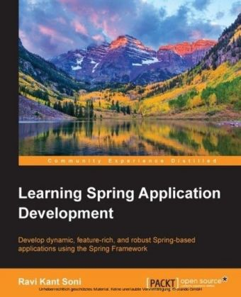 Learning Spring Application Development