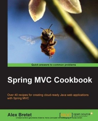 Spring MVC Cookbook