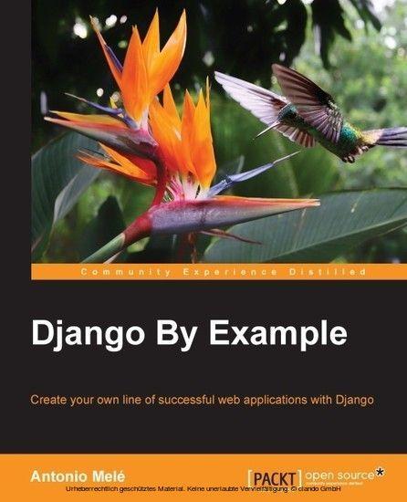 Django By Example Ebook Hofer Life