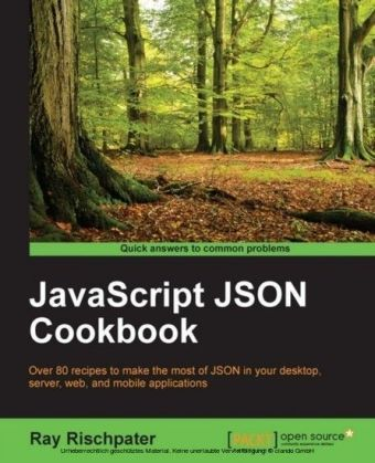 JavaScript JSON Cookbook