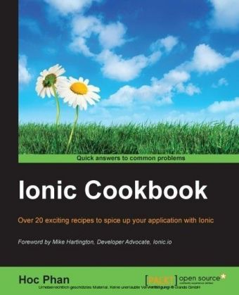 Ionic Cookbook