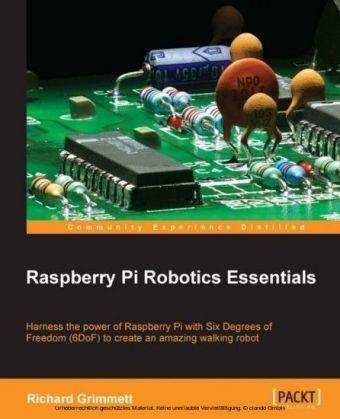 Raspberry Pi Robotics Essentials