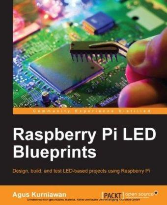 Raspberry Pi LED Blueprints