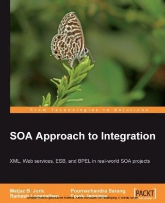 SOA Approach to Integration: XML, Web services, ESB, and BPEL in real-world SOA projects
