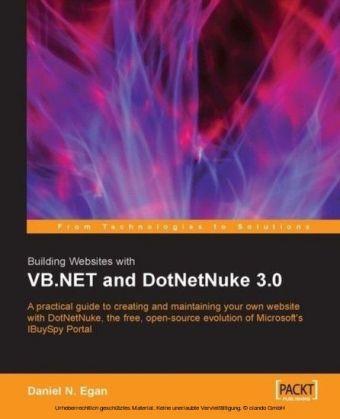 Building Websites with VB.NET and DotNetNuke 3.0