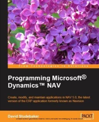 Programming Microsoft(R) Dynamics(TM) NAV