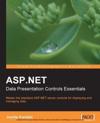 ASP.NET Data Presentation Controls Essentials