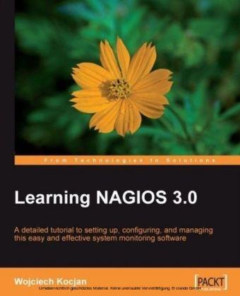 Learning NAGIOS 3.0