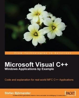 Microsoft Visual C++ Windows Applications by Example