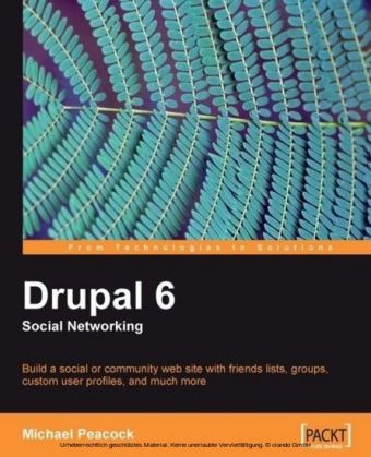 Drupal 6 Social Networking