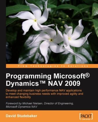 Programming Microsoft(R) Dynamics(TM) NAV 2009