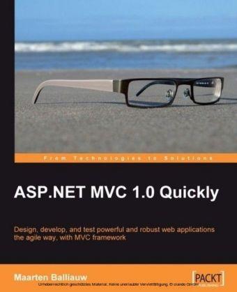 ASP.NET MVC 1.0 Quickly