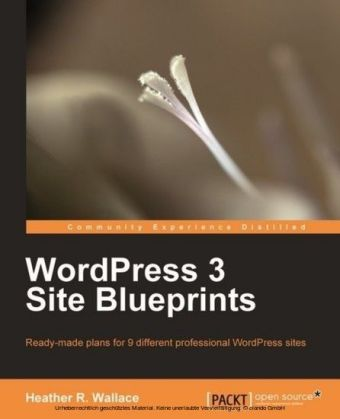 WordPress 3 Site Blueprints