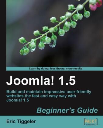 Joomla! 1.5 Beginner's Guide