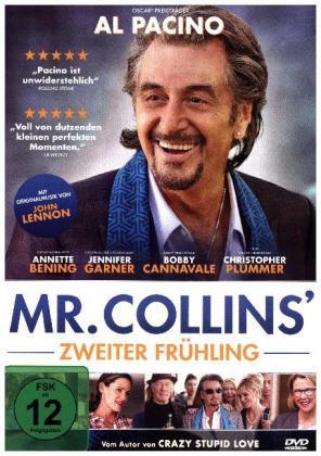 Mr. Collins' zweiter Frühling, 1 DVD